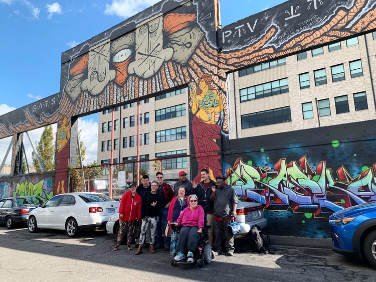 Private Tour Offerings — Portland Street Art Alliance