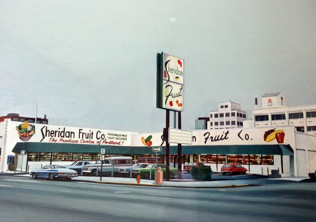 Sheridan Fruit Company
