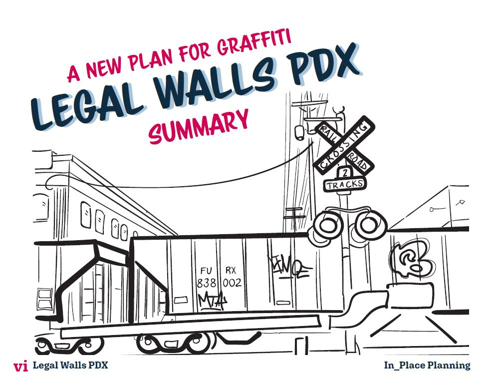 READ MORE! | Legal Walls PDX Full Research Report | Available Soon! -