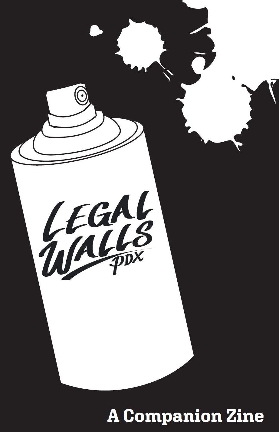 Legal Walls PDX Companion Zine | Available Soon! -