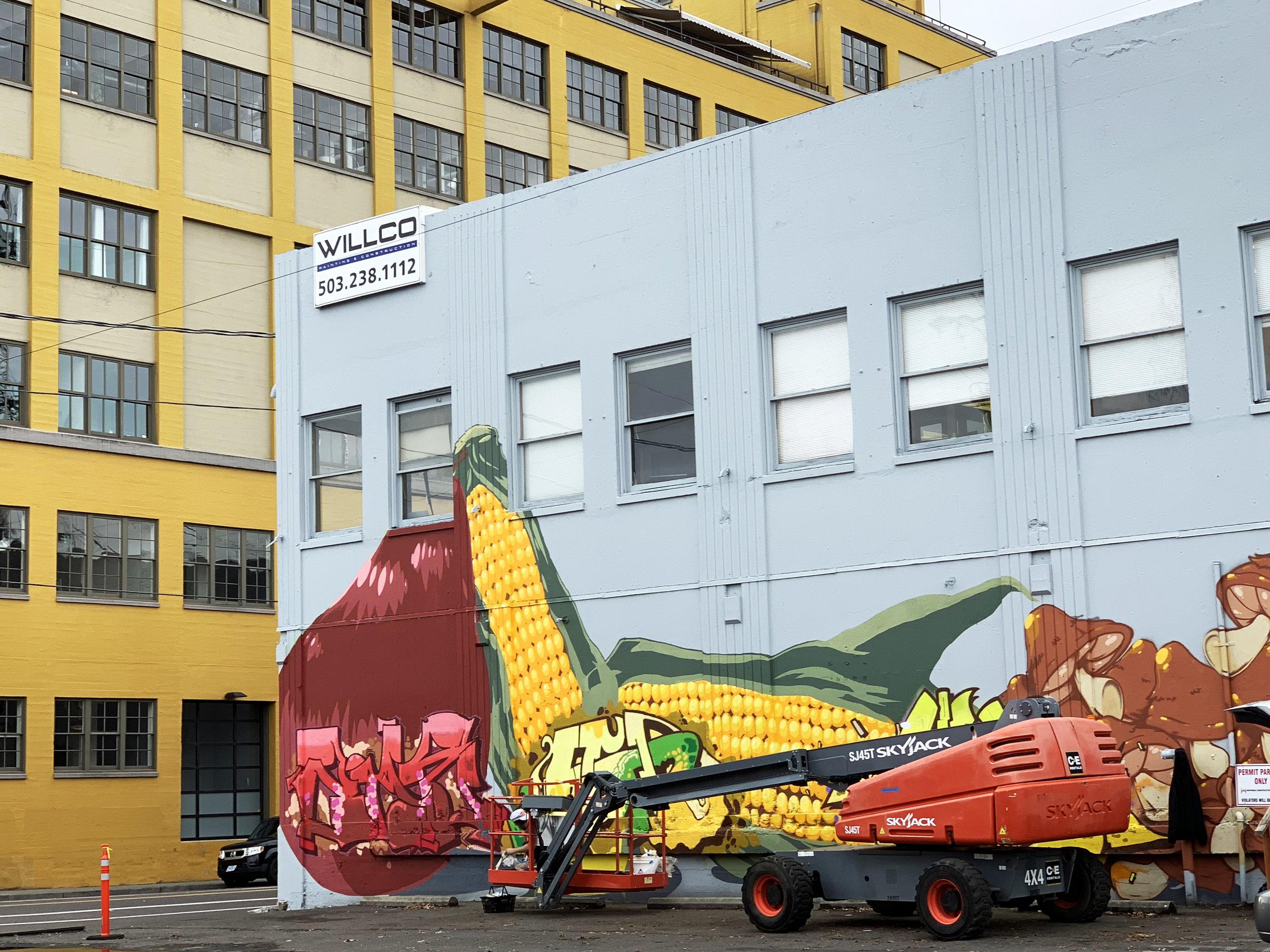 Produce Row Mural at Coast Auto Supply in CEID - Photo Credit Tiffany Conklin.JPG