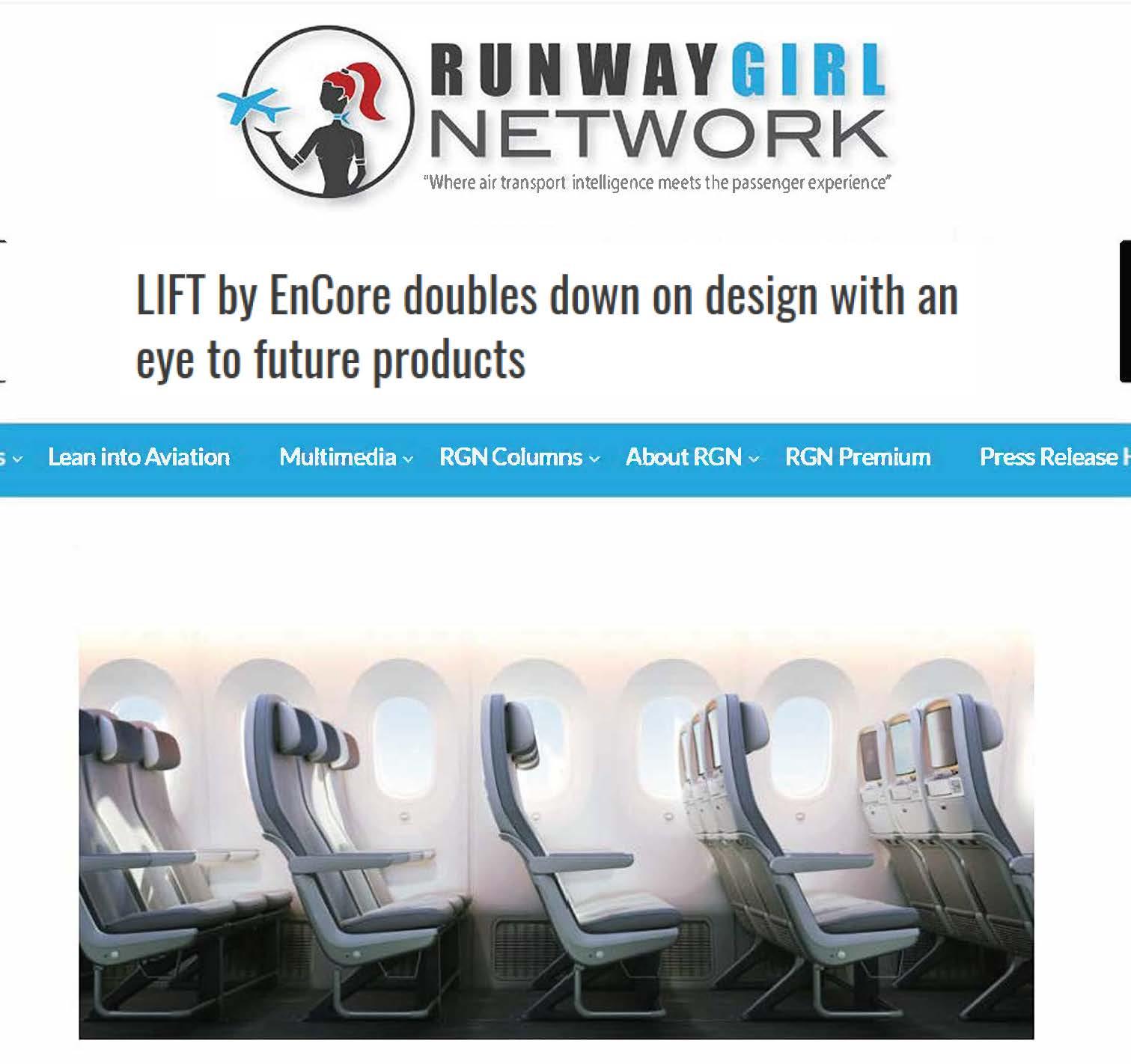 Runway Girl Network - Nov 2017