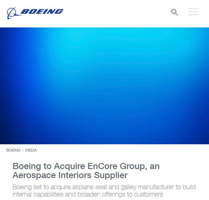 Boeing - June 2019