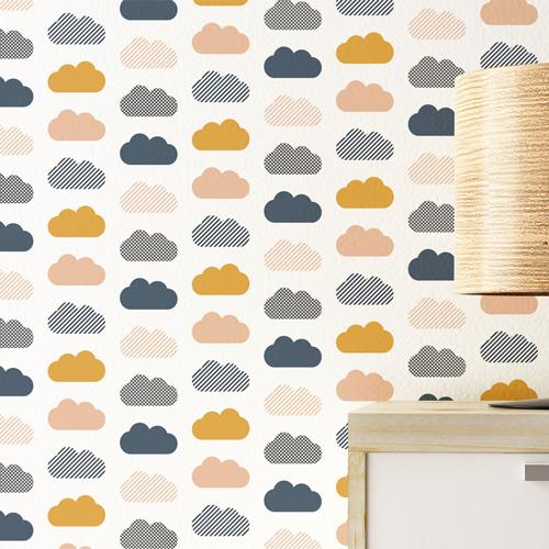 Cloud Wallpaper by LEMONNI