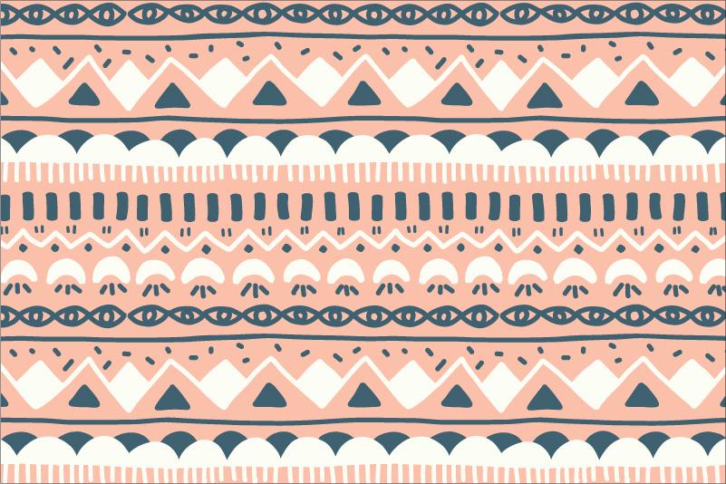 Tribal Spirit-pink