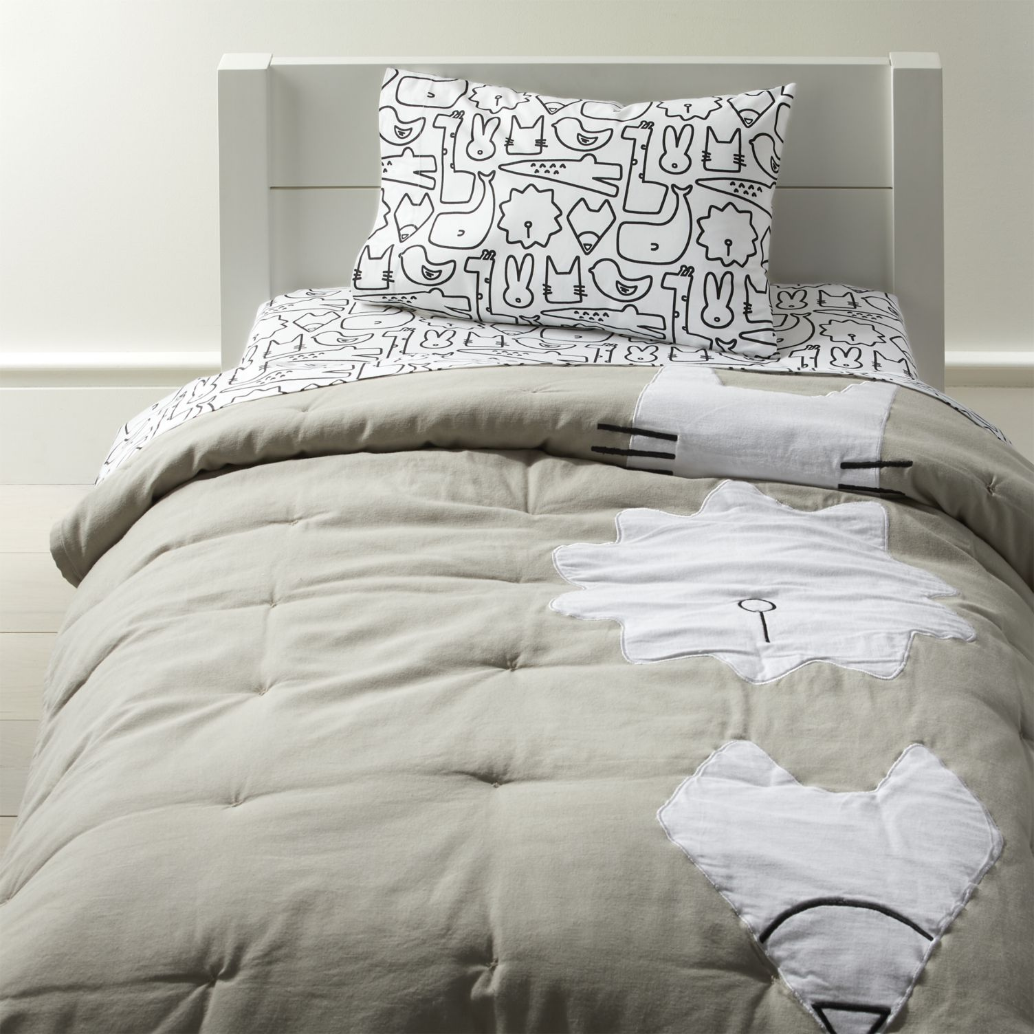CRATE & KIDS BEDDING