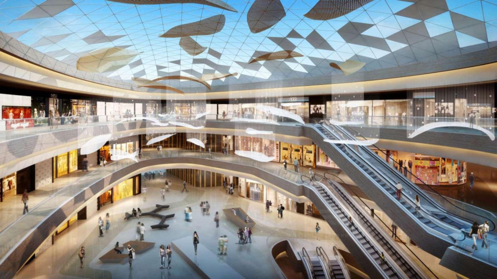 Hating Bay International Shopping Center
