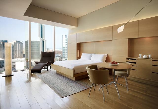 Park Hyatt Guest Room