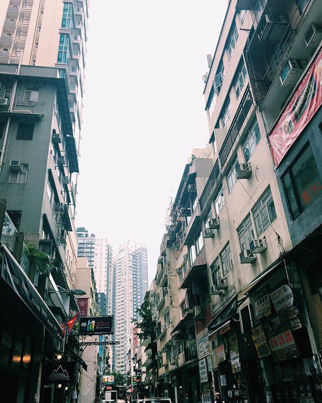 Hello Hong Kong ✨✌🏻 #WearWeWentinHK #HongKong