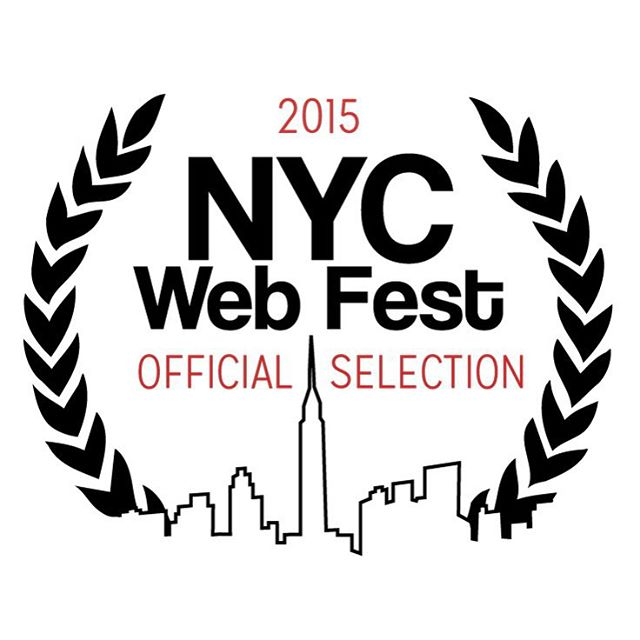 Happy to be officially selected by #nycwebfest #moms #momlife #nosleeptill18 #kids