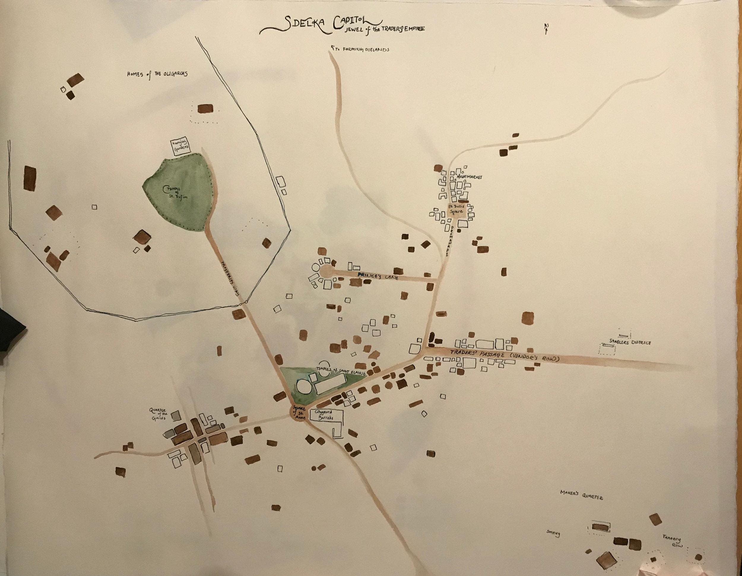 sdelka map by sasha