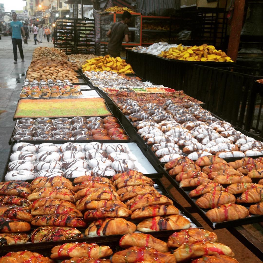 #Egyptian Bakery 🍥🍦🍪🍩