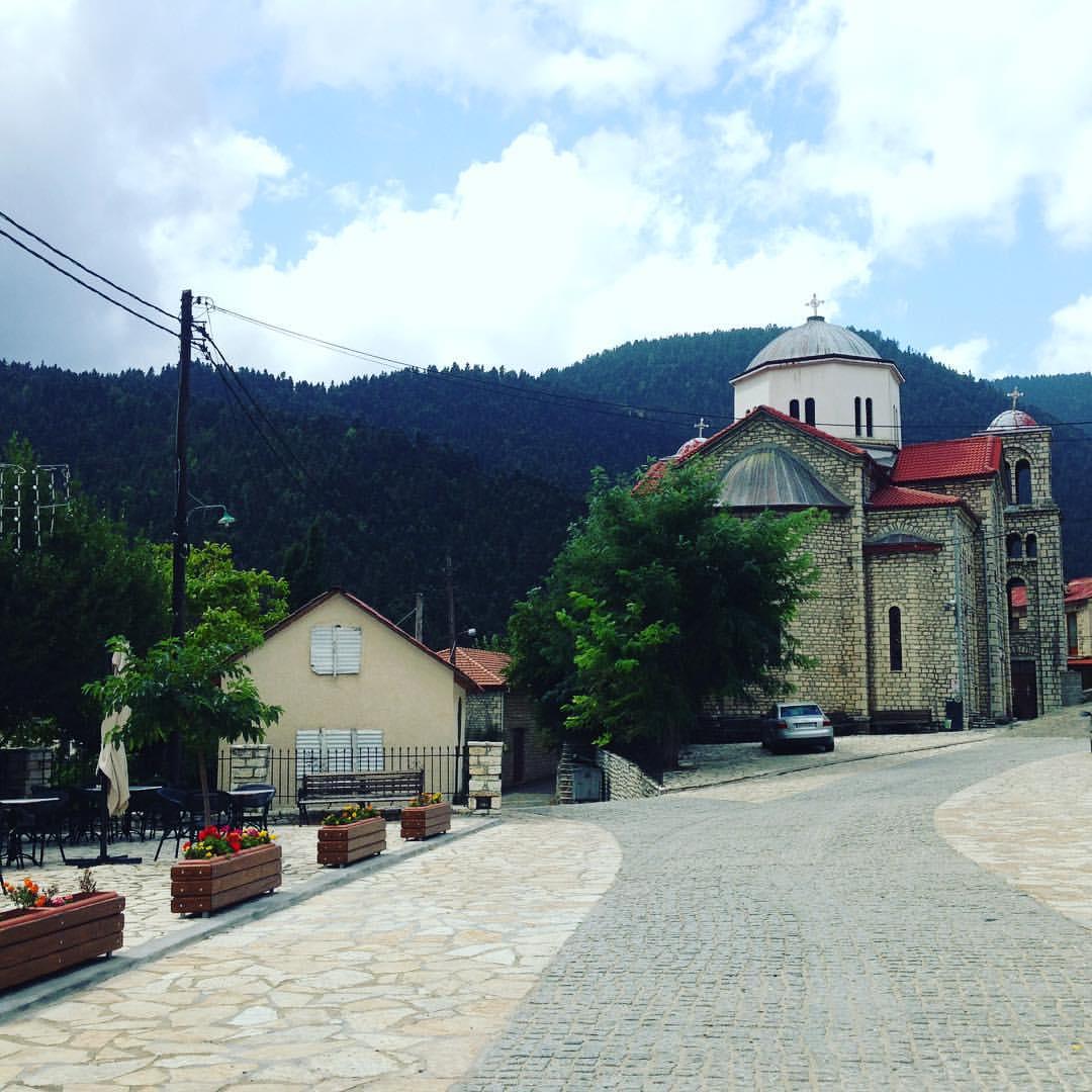 Greek Village Life