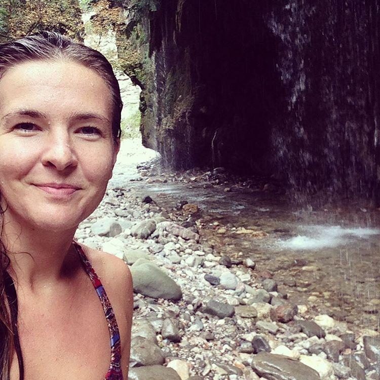 Greek Mountain life ✌🏽️💦🗻 @nous_nik