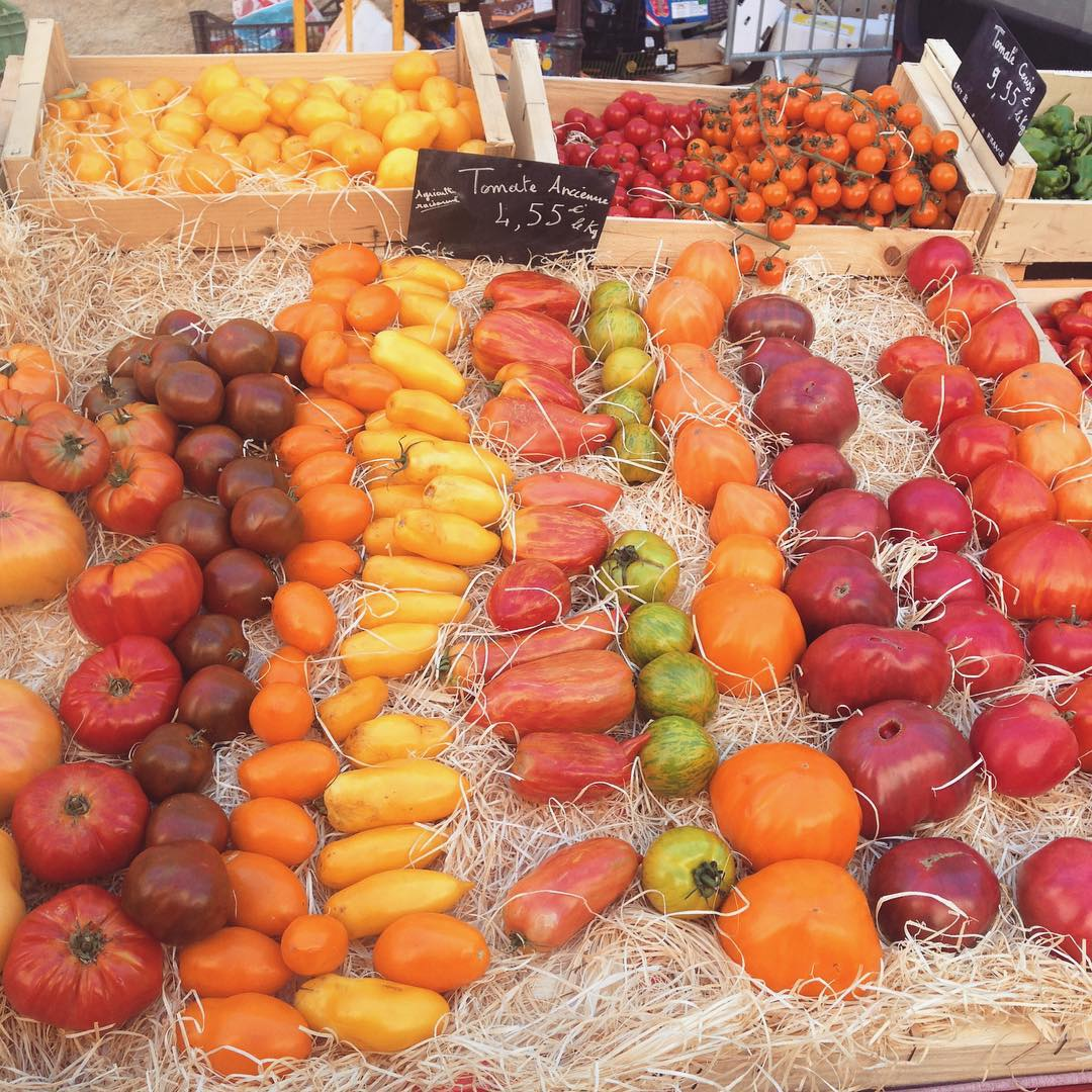 Beacoup Tomates 🍅 #Local #Markets in #Provence 🇫🇷
