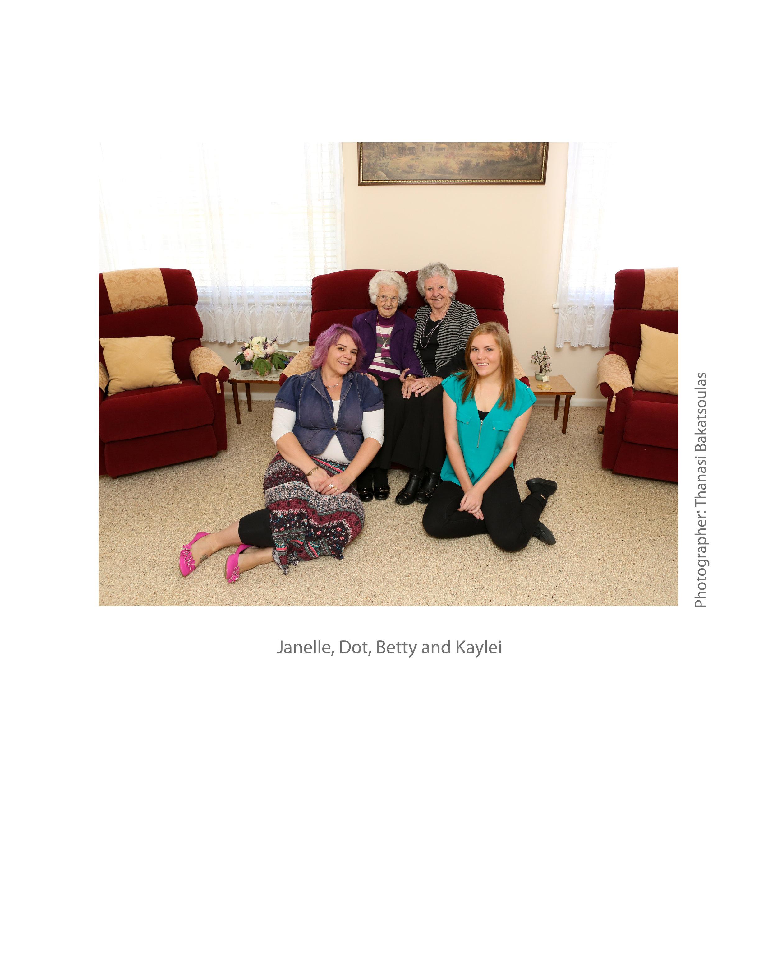 Janelle, Dot, Betty and Kaylei.jpg