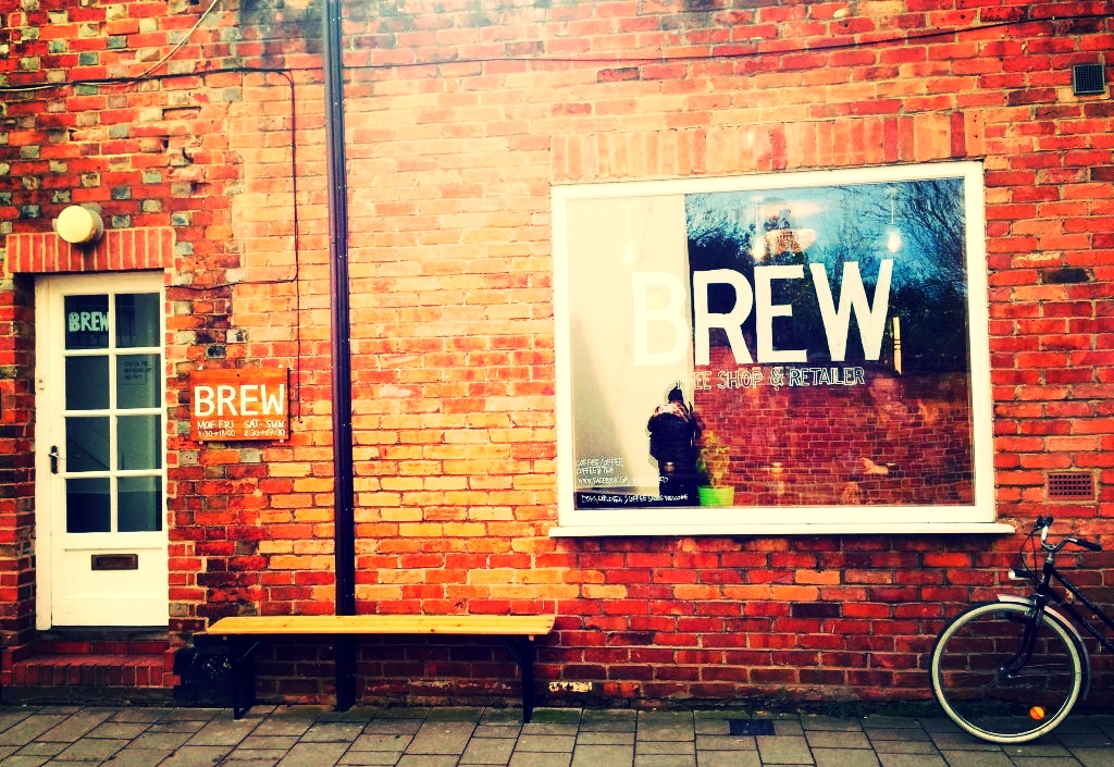 BREW Oxford