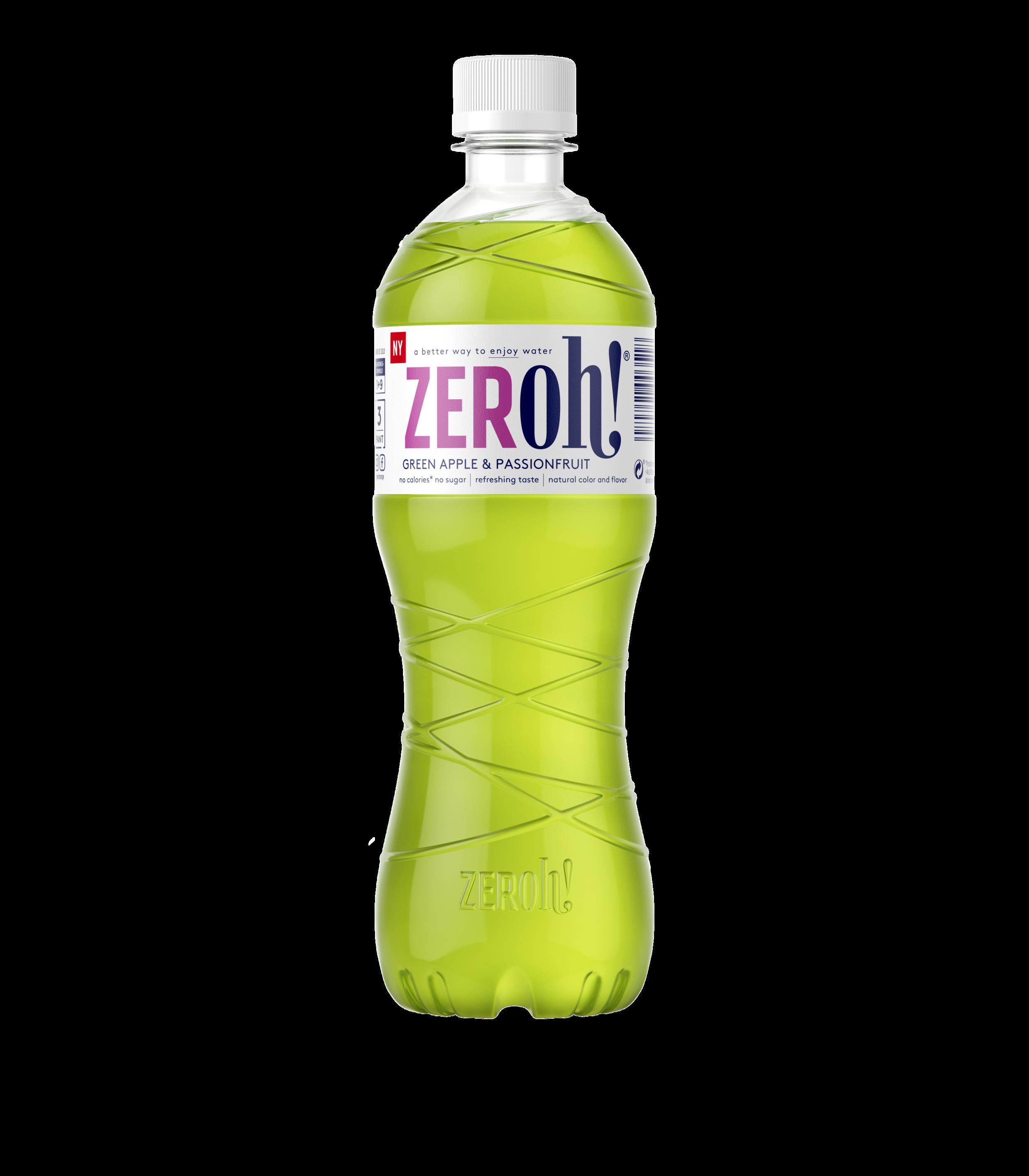ZERoh! Green Apple & Passionfruit 2019 3D transparent.png