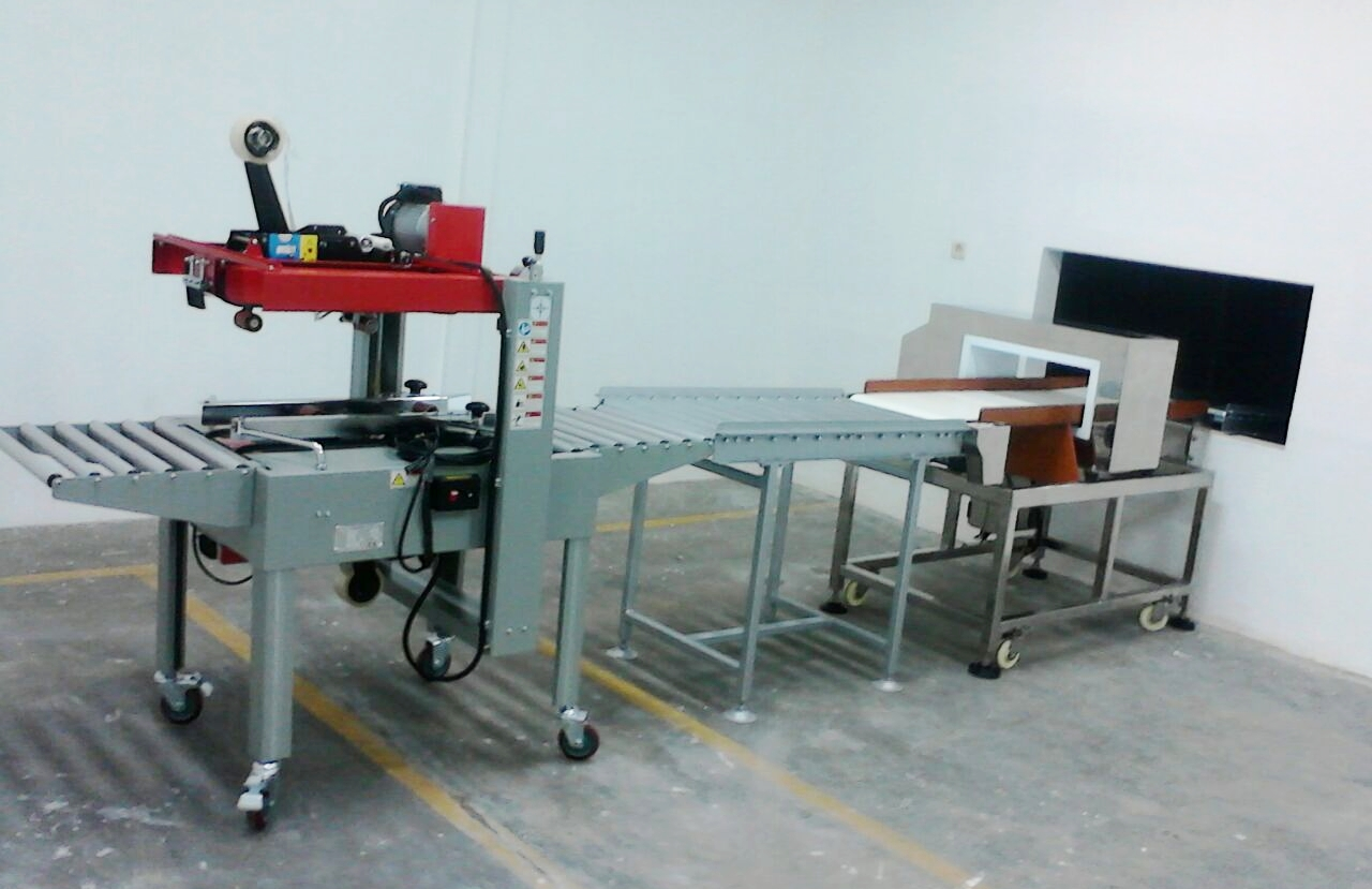 An upgraded processing machinery.