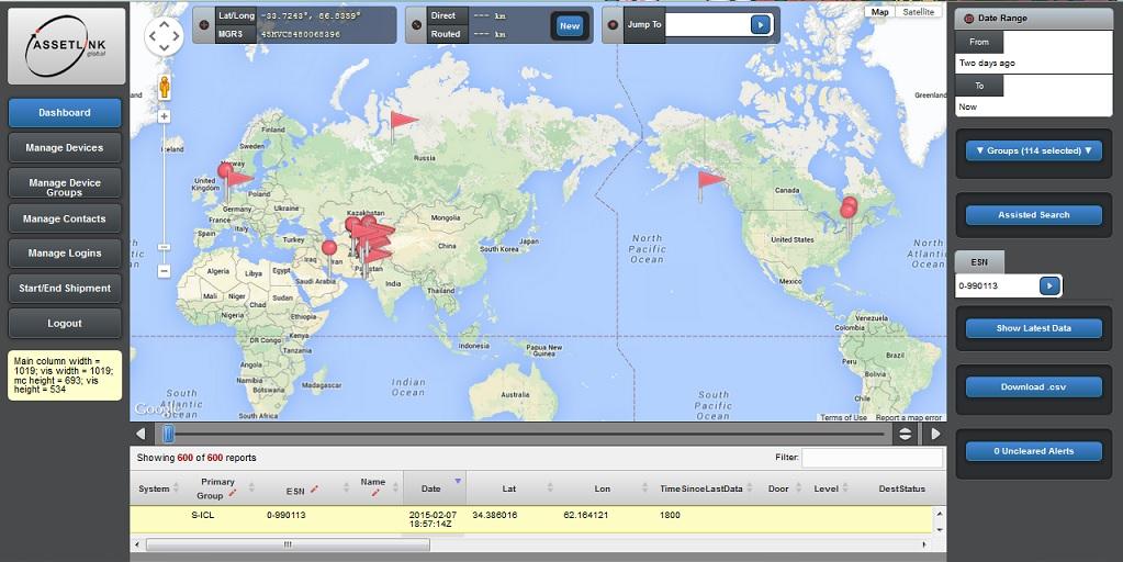 AssetVision-Data-Portal