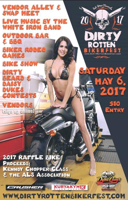 Miss BIKERFEST Model Search - This year it could be YOU!