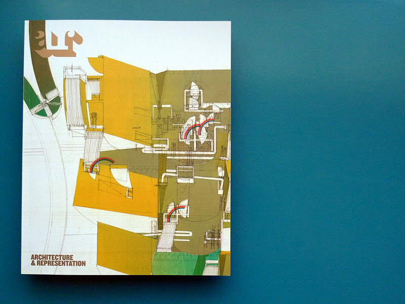 The Architectural Review titled, Architecture & Representation, May 2013