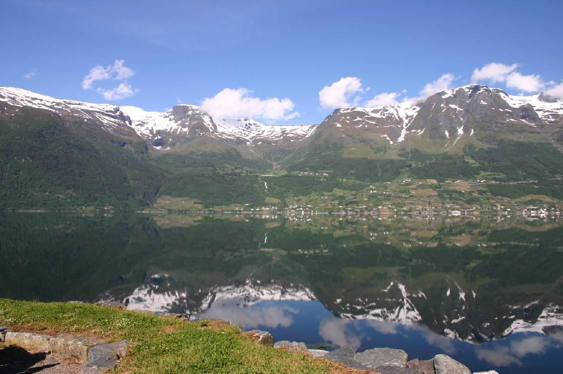 Welcome to the majestic harmony of Hardanger,  and the historical farms of Vikebygd