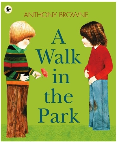 1977  One day Smudge and Charles (two very different children) take walks to the park with their dogs, Albert and Victoria. The dogs race off and chase each other around the park, while Smudge and Charles become the best of friends. First published in 1977, this tale of friendship which is one of the first books by internationally acclaimed picture book creator, Anthony Browne is available again in paperback.