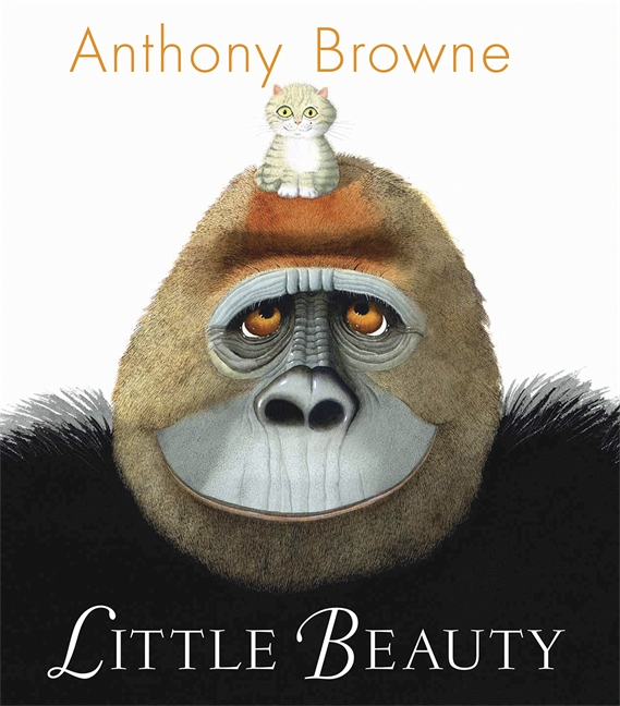 2008  This is the heart-warming tale of a gorilla and his tiny friend, from the master picturebook-maker. A very special gorilla is taught a very special skill: sign language. He appears to have everything he needs, but one day he signs that he is sad and needs a friend. His keepers bring him a tiny cat called Beauty and the two of them become inseparable. But when the gorilla gets angry and causes damage to the TV, will his keepers think him unfit to be friends with such a small, defenceless animal? Not if Beauty can think fast and prove what a special friendship they share...