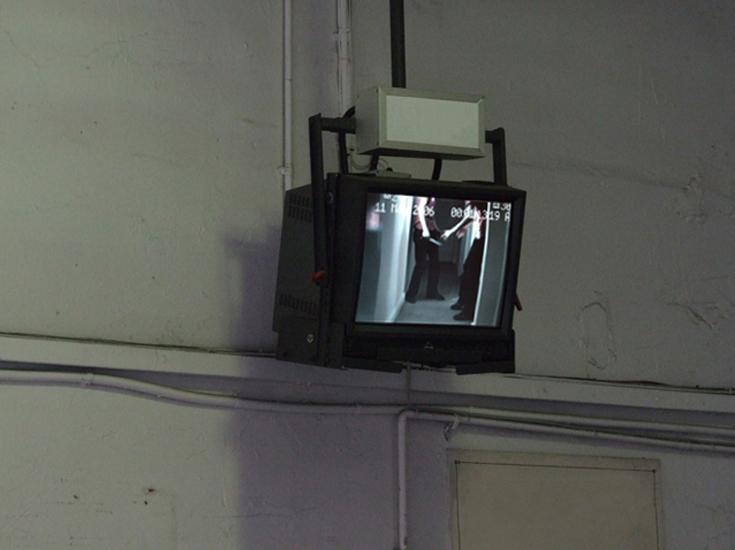 """SK, 2006, video loop, 1'40"""" /  more"""