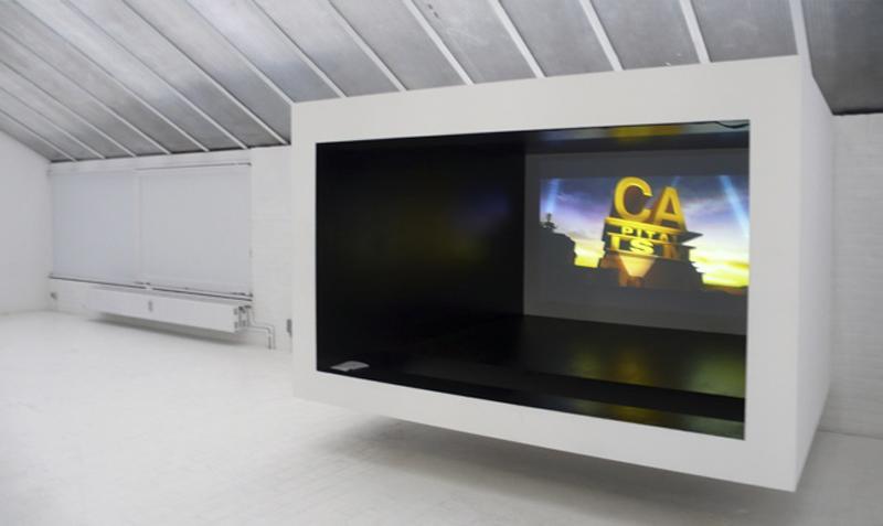 """Capitalism, 2009, video loop, 1'18"""" /  more"""
