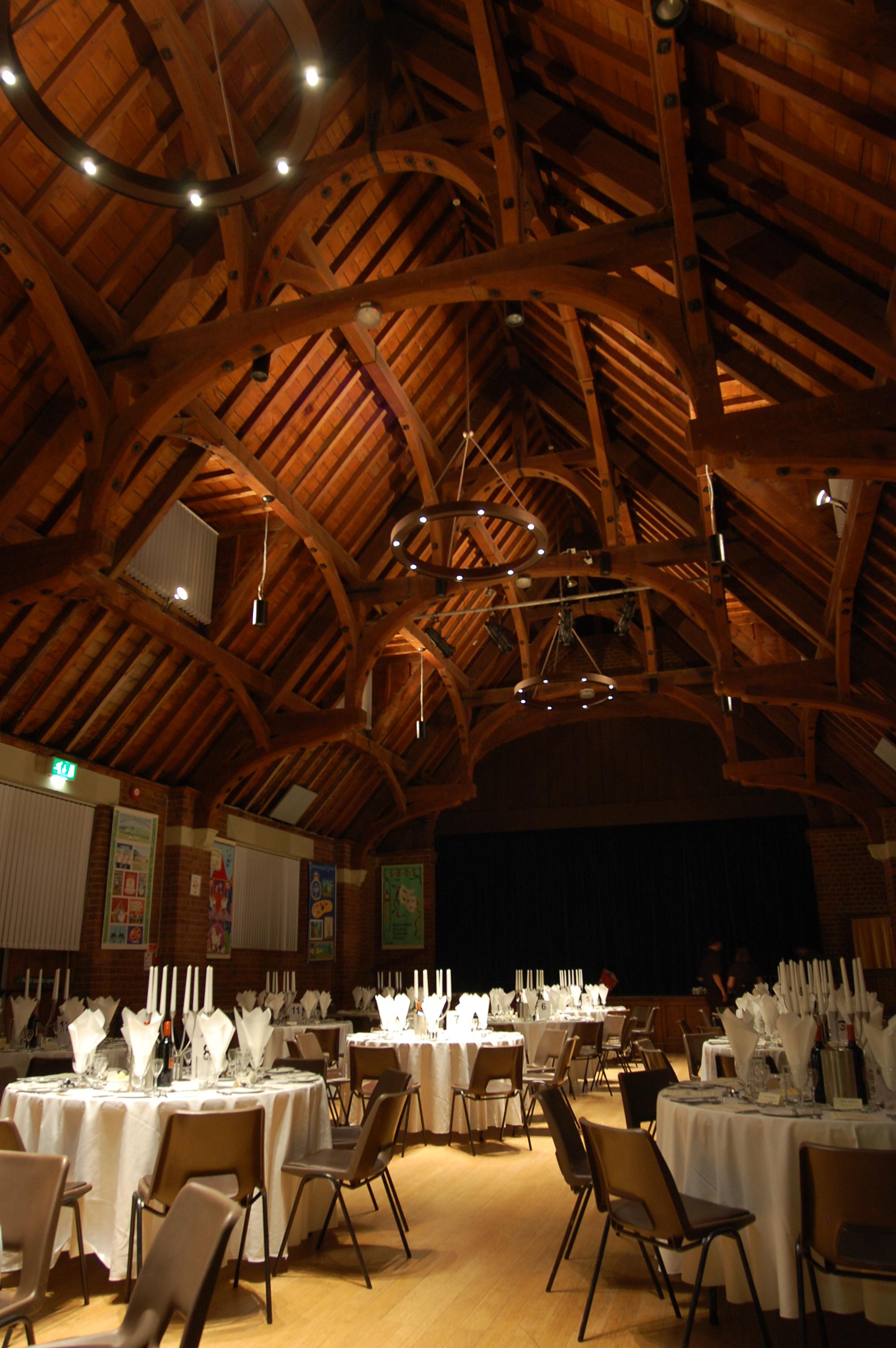 Memorial Hall, Oxfordshire