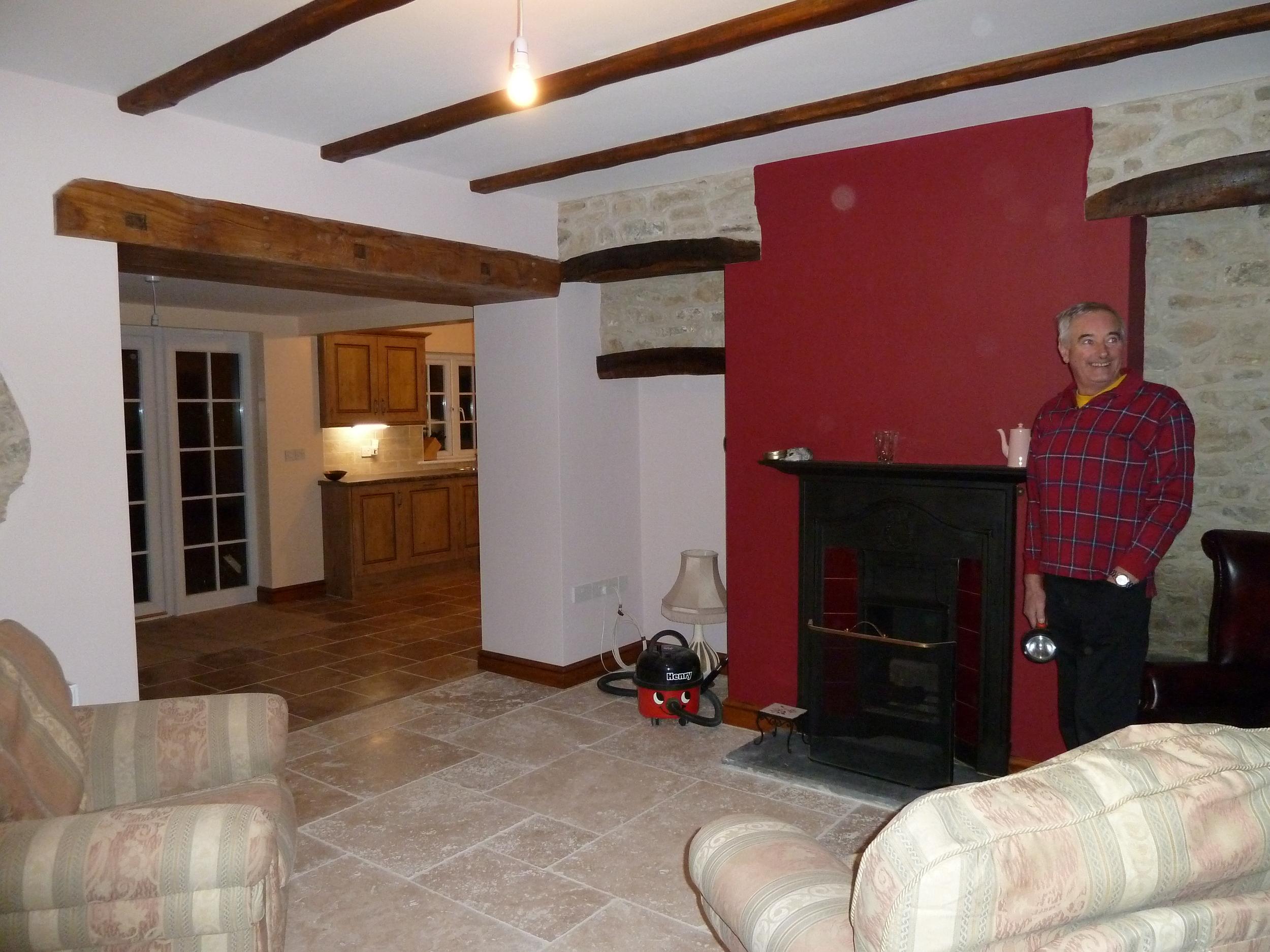 Refurbished Welsh Cottage