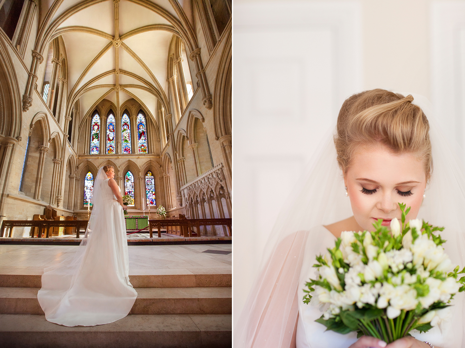 Nottingham Wedding photographers southwell minster.jpg