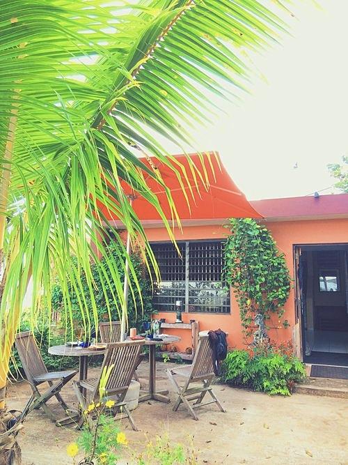 El Escondido Guesthouse, puerto rico