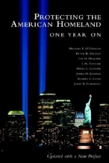 Protecting the American Homeland: One Year On (Brookings Institution Press, 2003), with Ivo Daalder, Mac Destler, David Gunter, James M. Lindsay, Robert Litan, Michael O'Hanlon, James Steinberg.  This book discusses improvements that were made after the September 11th terrorist attacks, and also provides ideas about how to increase protection of Americans.