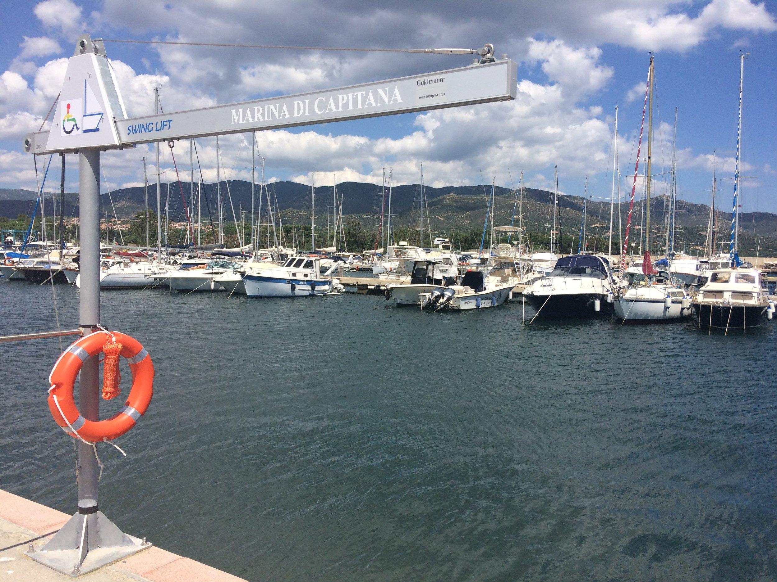 Swing Lift Marina di Capitana 2