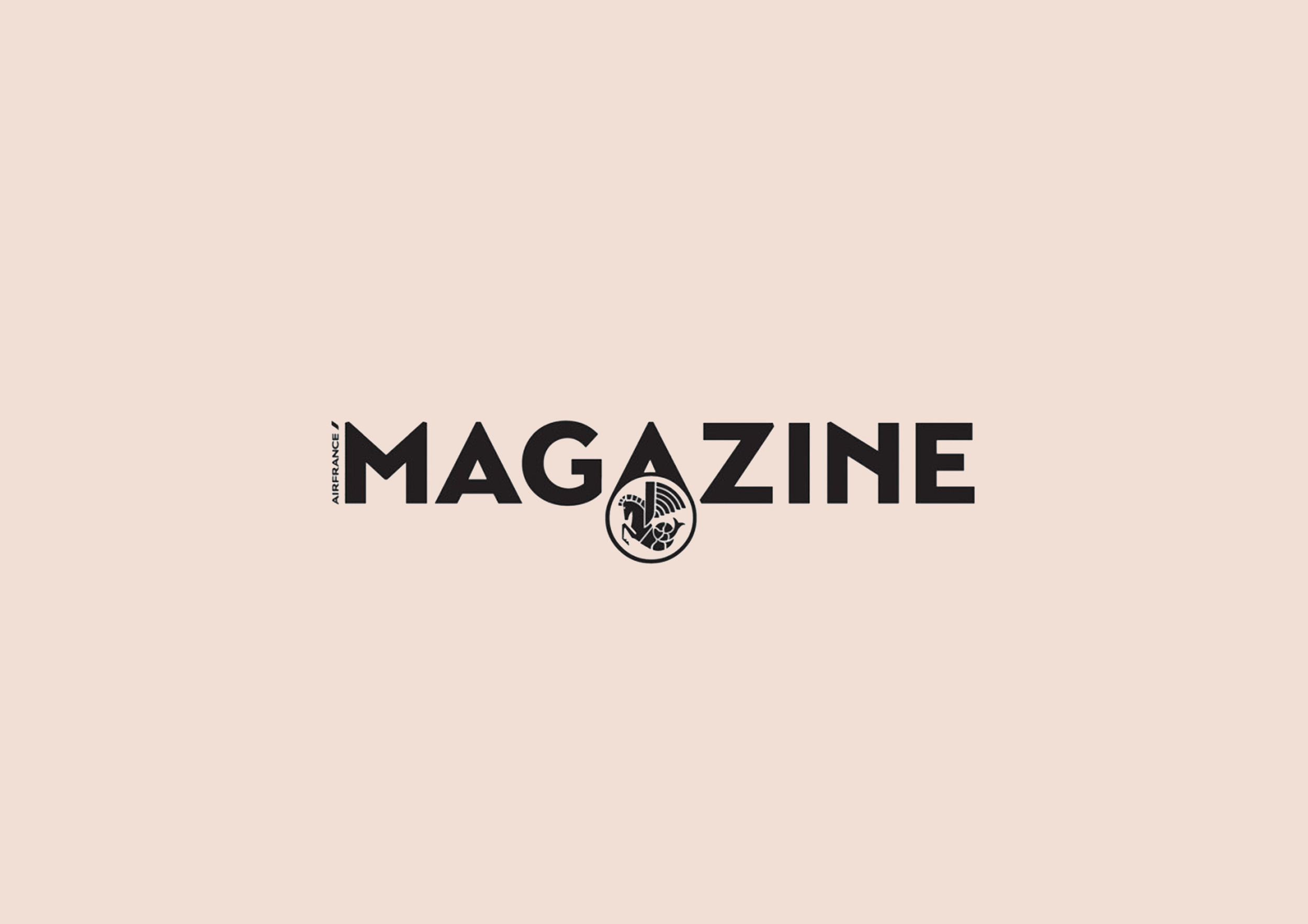 Air France Magazine    July 2014