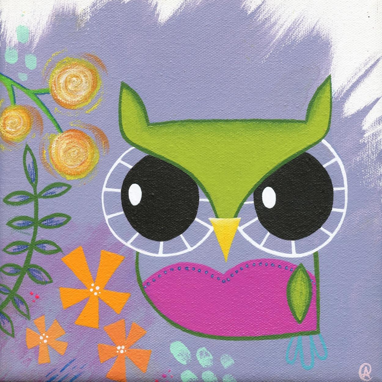Owlways Chasing Rainbows