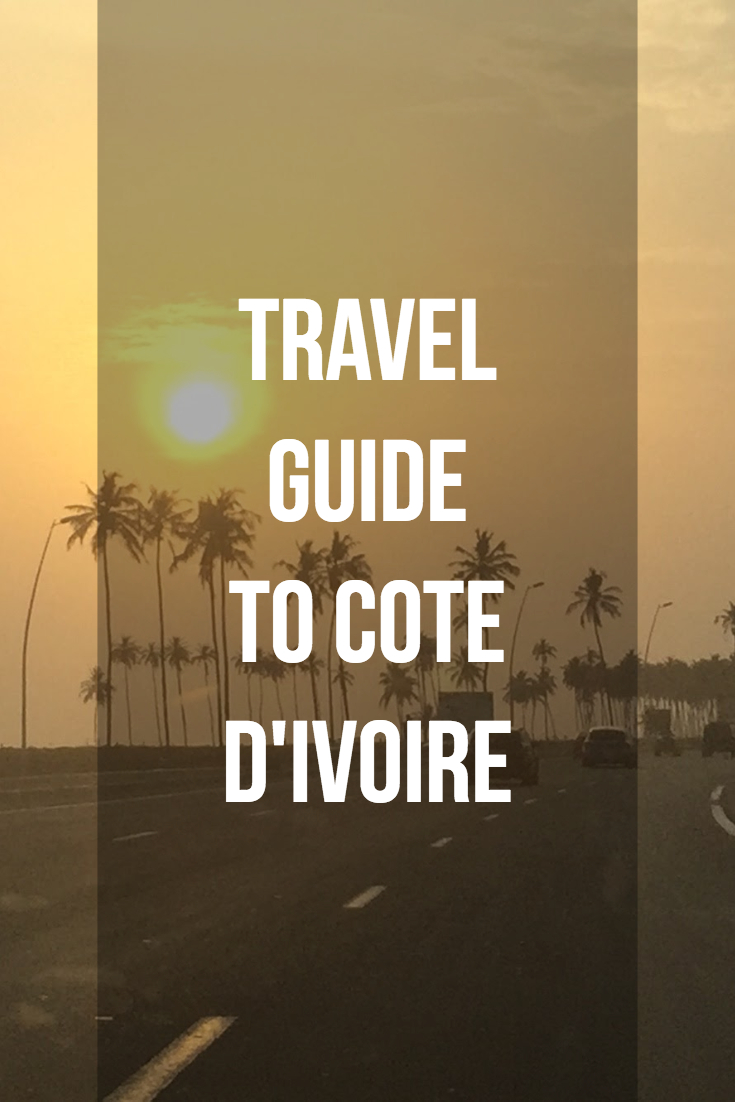 Travel Guide To Cote D'Ivoire