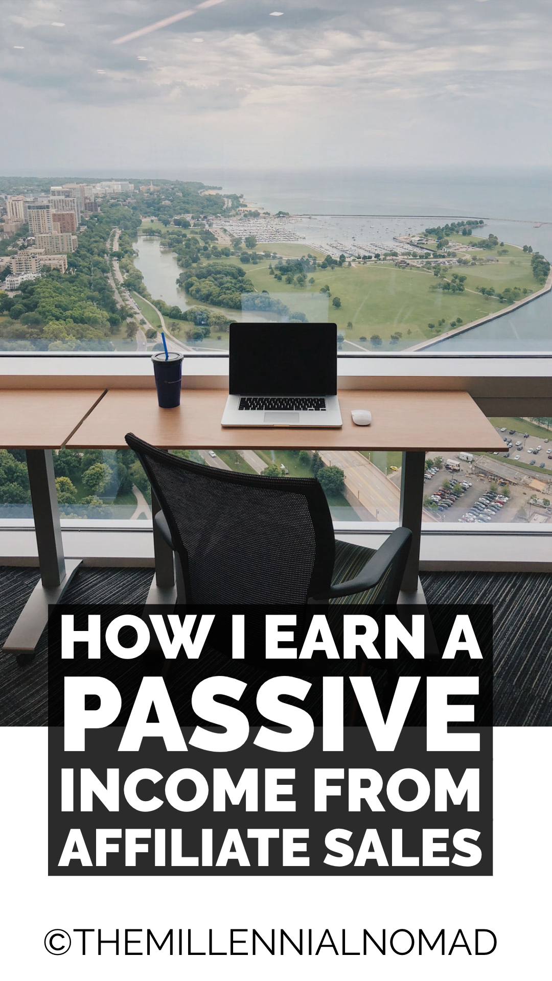 How I Earn A Passive Income From Affiliate Sales