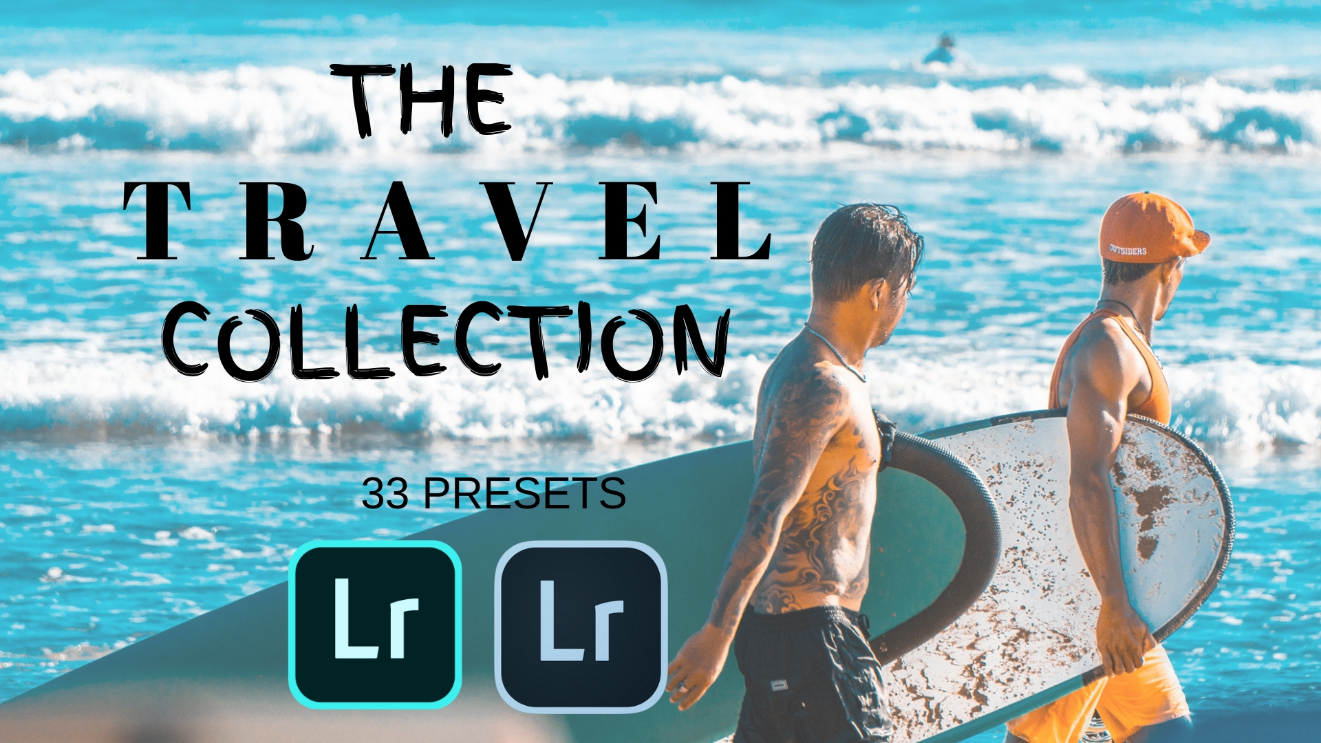 Travel Presets collection - Alexandre Kan 2019