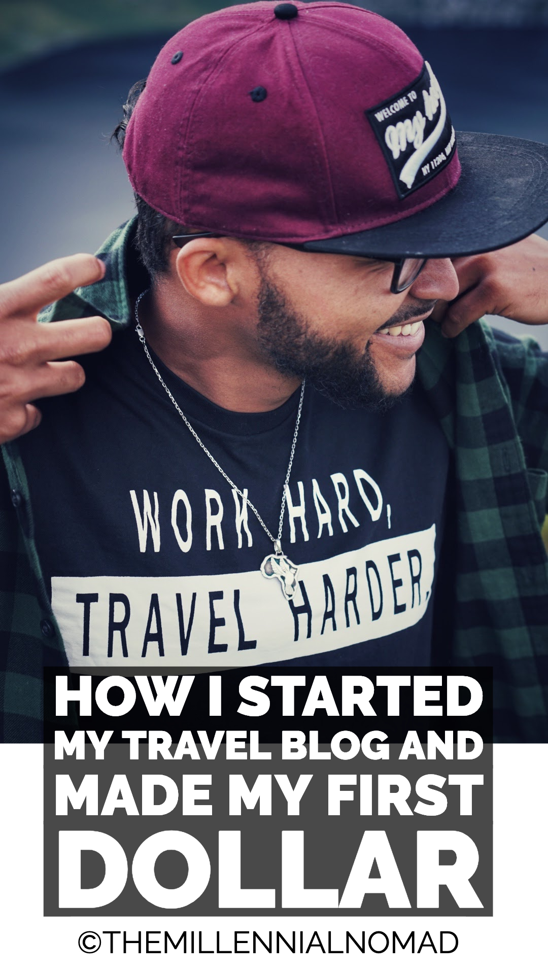 Discover how to become a travel blogger and monetise your blog. Since I discovered how to do it and applied what I learned, I have managed to travel the 40 countries across 5 different continents and earned a passive income online.  . . . . . #digitalnomad #travel #entrepreneur #branding #passiveincome #onlinetraining #wiredcreative