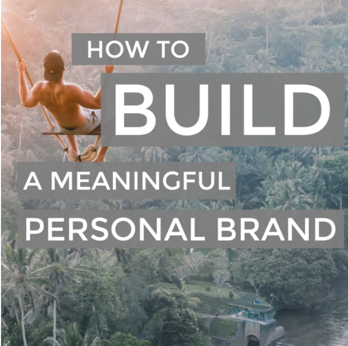 Build Your Personal Brand With Social Media - Discover the training that taught me how to build my brand online and collaborate with brands to travel the world for FREE.