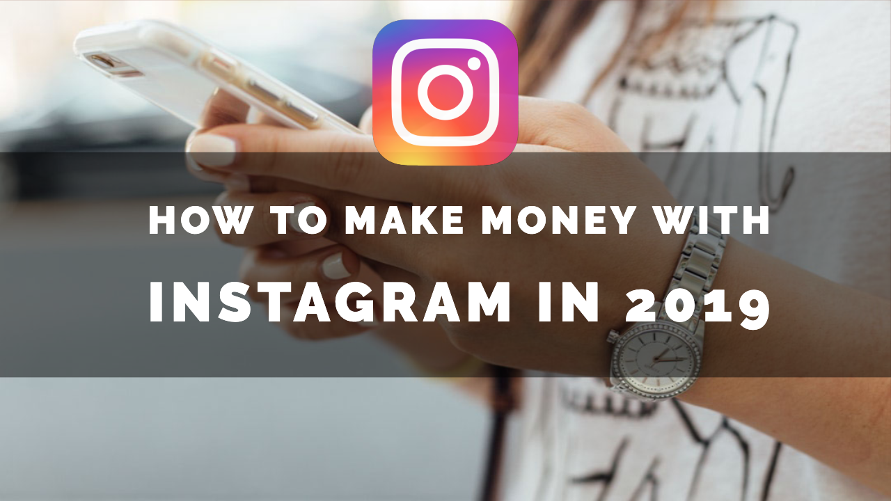Alexandre kan - how to make money with instagram in 2019