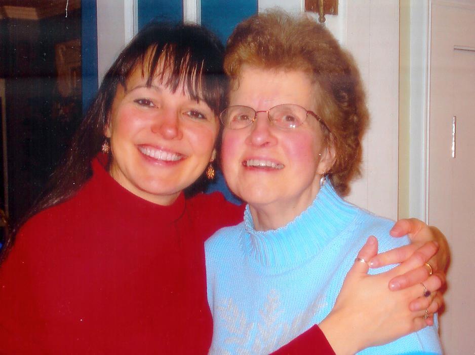 One of my favorite seniors - my Mom!