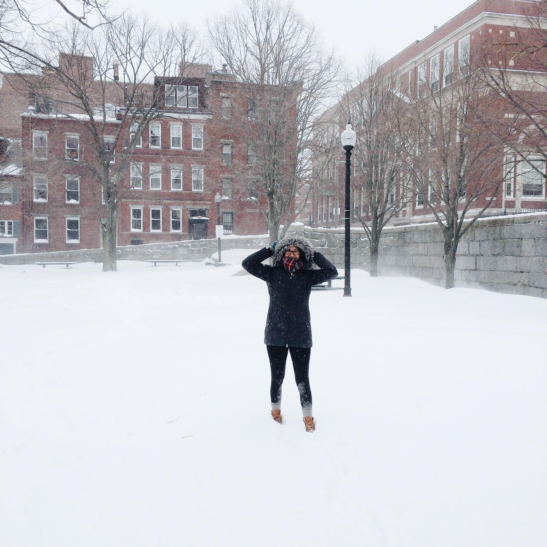 Boston Blizzard Scenes ? January 27th | Sea of Atlas