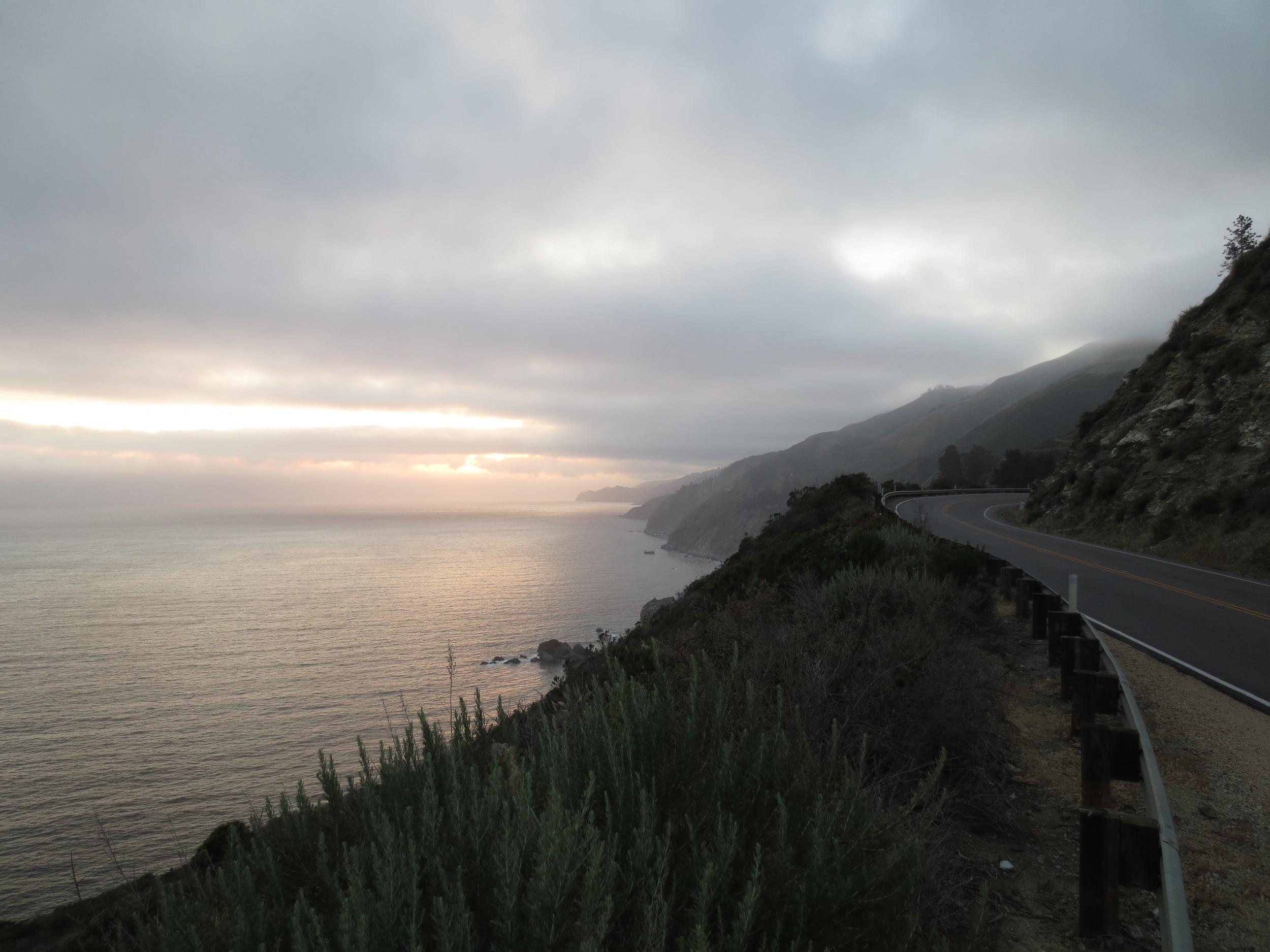 California Coastal Road Trip ? Big Sur | Sea of Atlas