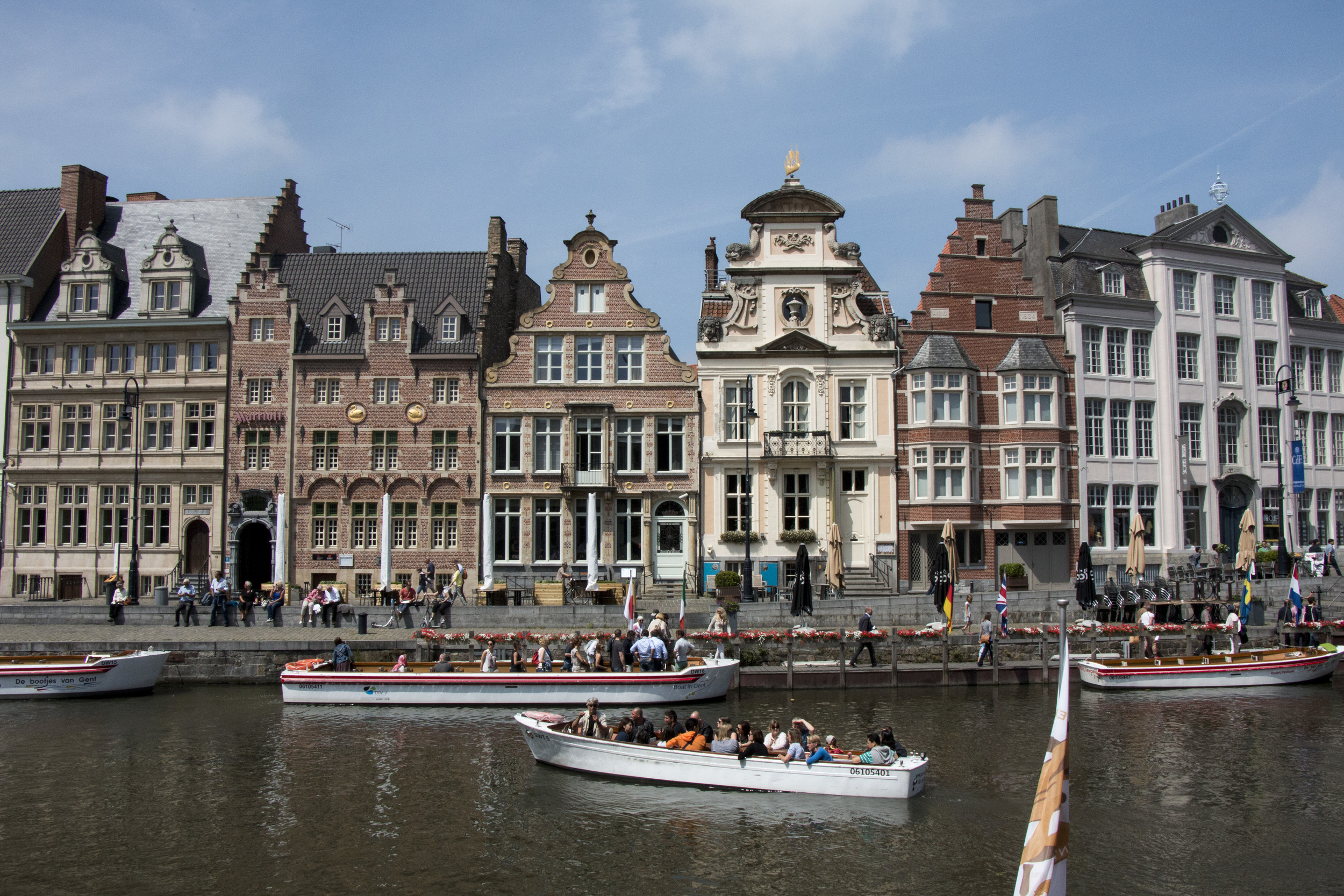Belgium Part Three � A Day in Ghent   Sea of Atlas