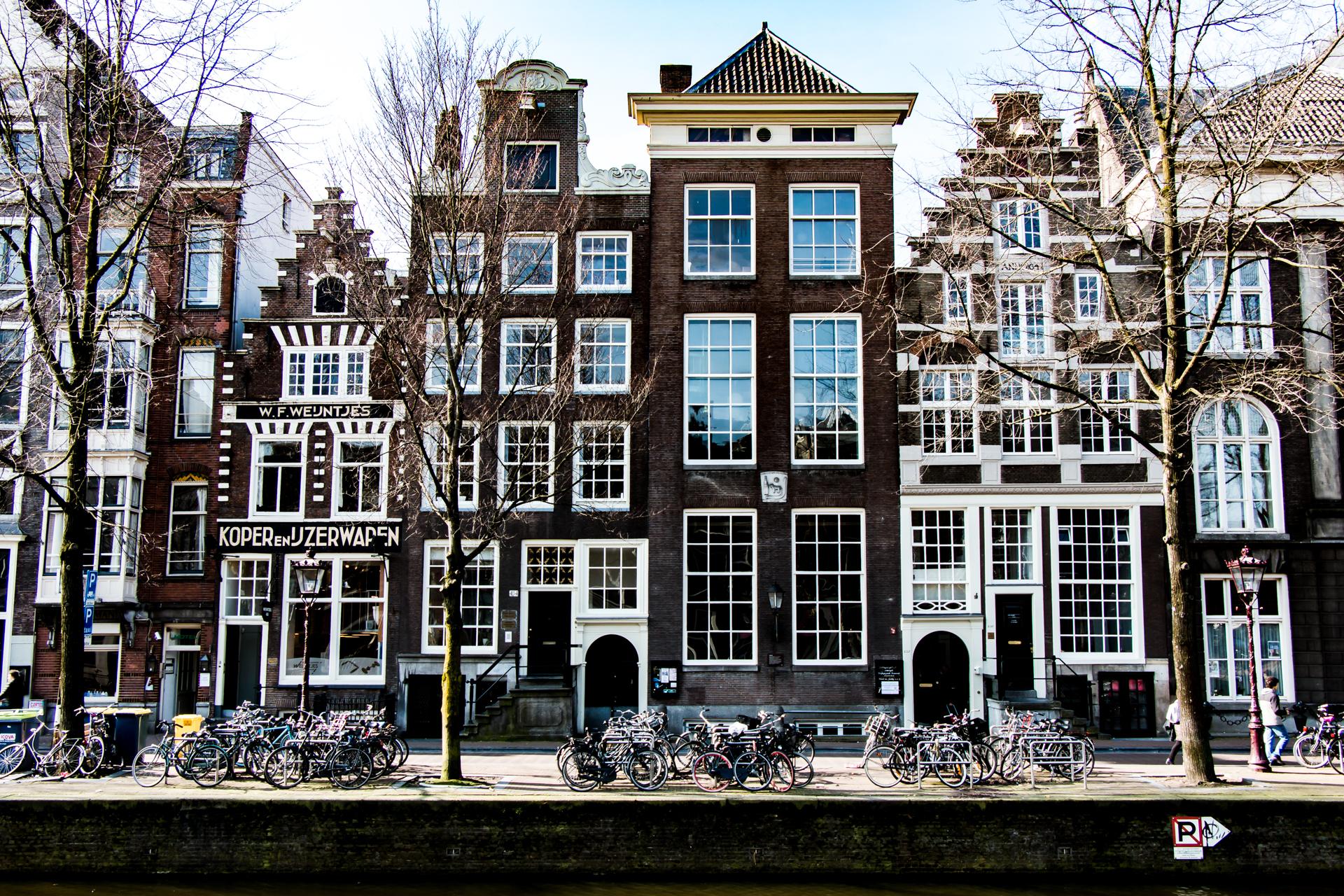 A Long Weekend In Amsterdam, Netherlands | Sea of Atlas